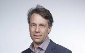 Willem Sulsters, nieuwe directeur Gebiedskwaliteit Gemeente Rotterdam