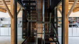 ARC17: Pakhuis 't Glorie – sculp[IT] architecten