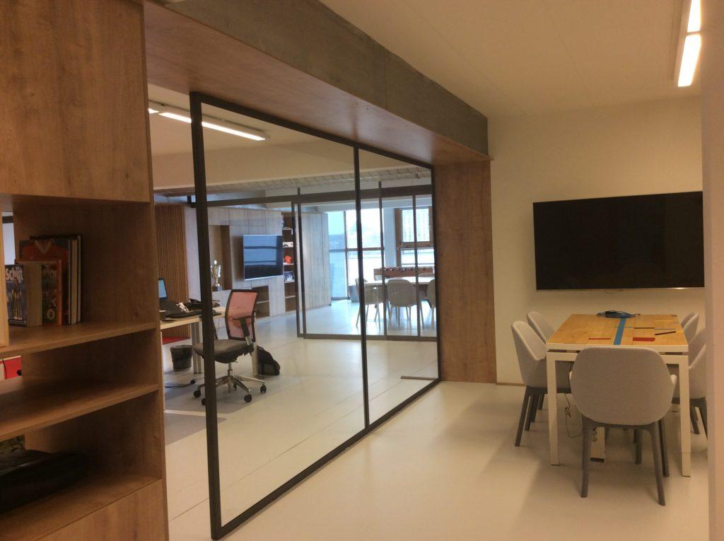 ARC17: Kantoor Sportlink / Voetbalmadia - PS architecten