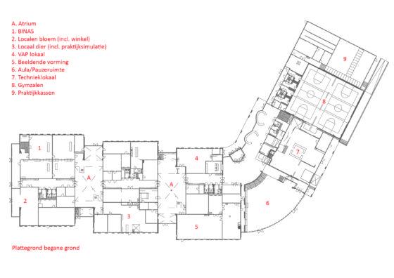 Tekeningen aoc oost twello architecten aan de maas 3 560x396