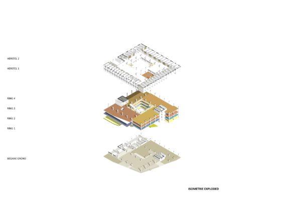 Tekeningen mosae vita architecten aan de maas 2 560x396