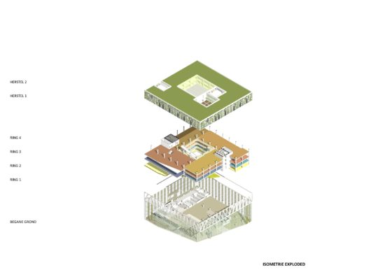 Tekeningen mosae vita architecten aan de maas 3 560x396