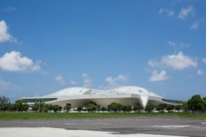 Bouwen voor de samenleving – National Kaohsiung Center for the Arts in Kaohsiung (TW) door Mecanoo Architecten