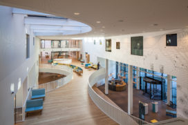 ARC17 Interieur: Zaans Medisch Centrum – Mecanoo architecten