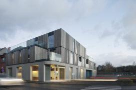 ARC17 Interieur: Bureau Optifisk – Rik De Vooght Architecten