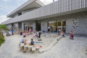 ARC17 Architectuur: Integraal Kind Centrum De Geluksvogel – FAAM architects