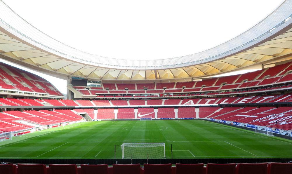 Atletico Madrid presenteert Wanda Metropolitano