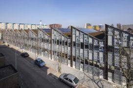 ARC17 Detail: Den Haag Afvalbrengstation – Wessel van Geffen Architecten (i.s.m. Superuse Studios)