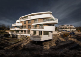 ARC17 Architectuur: Landgoed De Haaf, Bergen – Atelier Reinald Bosman