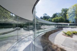 Op de grens van architectuur en landschap