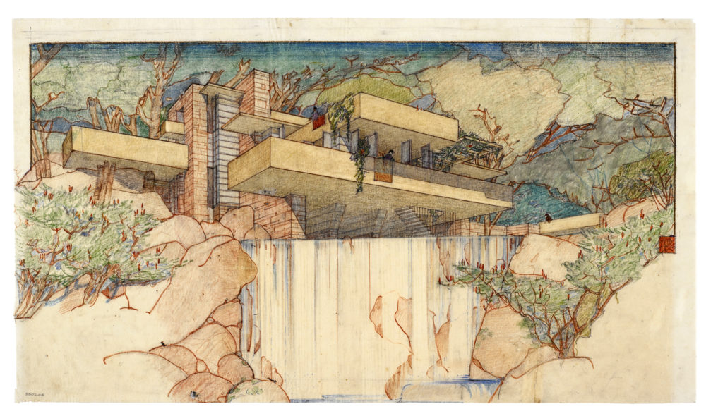 Organische architectuur – Frank Lloyd Wright at 150. Unpacking the Archive