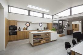 ARC17 Interieur: Woonschip VC – ANA