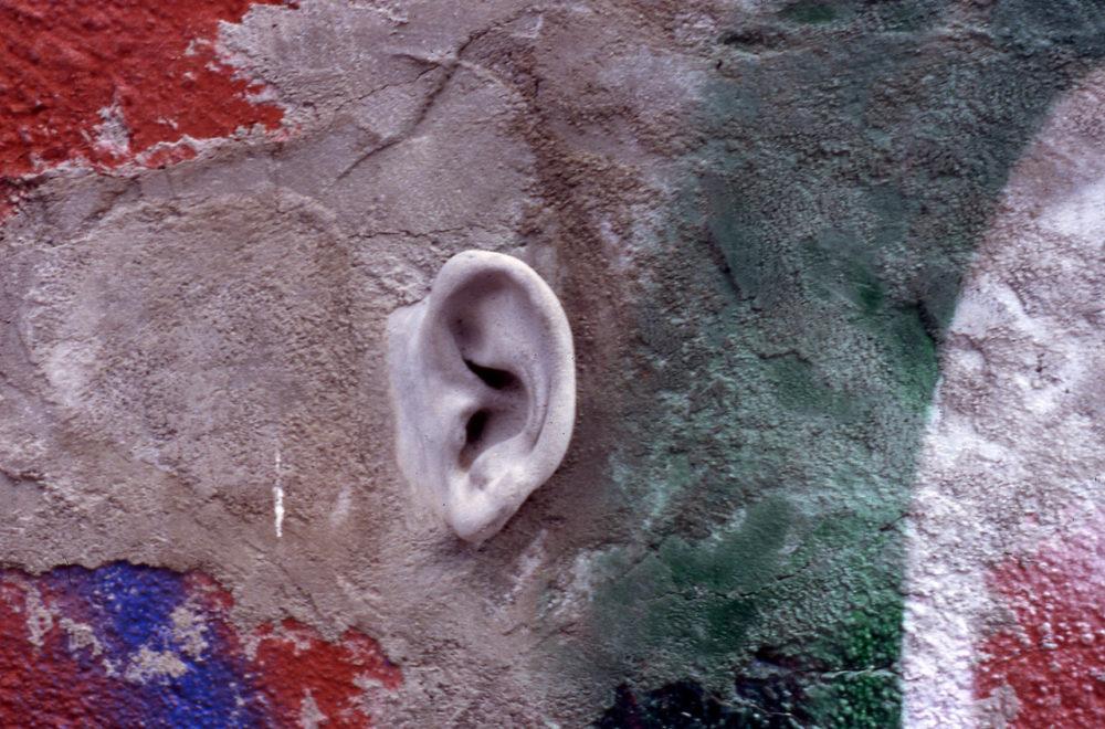 Blog – Muren hebben oren