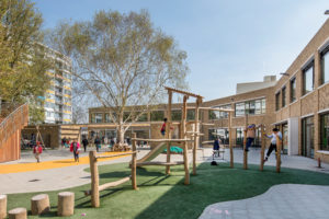 Brede School Ibisdreef Utrecht – SVP Architectuur en Stedenbouw