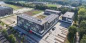 Campus Wageningen – SVP Architectuur en Stedenbouw