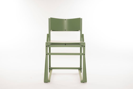 Construct dining chair machine green fronts 560x374