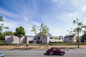 ARC17 Architectuur: Multifunctionele accommodatie De Kruidentuin – De Zwarte Hond