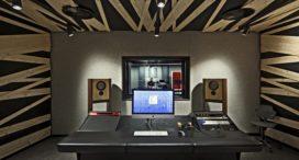 ARC17 Interieur: Muziek en technologie studio's HKU – Workshop of Wonders