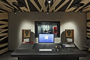ARC17 Interieur: Muziek en technologie studio's HKU – Workshop of Wonders