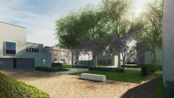 Houbenvanmierlo   cohousing render01 560x315