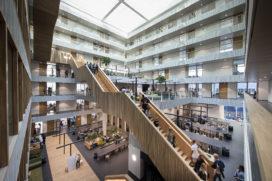 Business School Hogeschool Rotterdam – Paul de Ruiter Architects