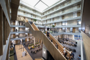 Business School Hogeschool Rotterdam – Paul de Ruiter Architects