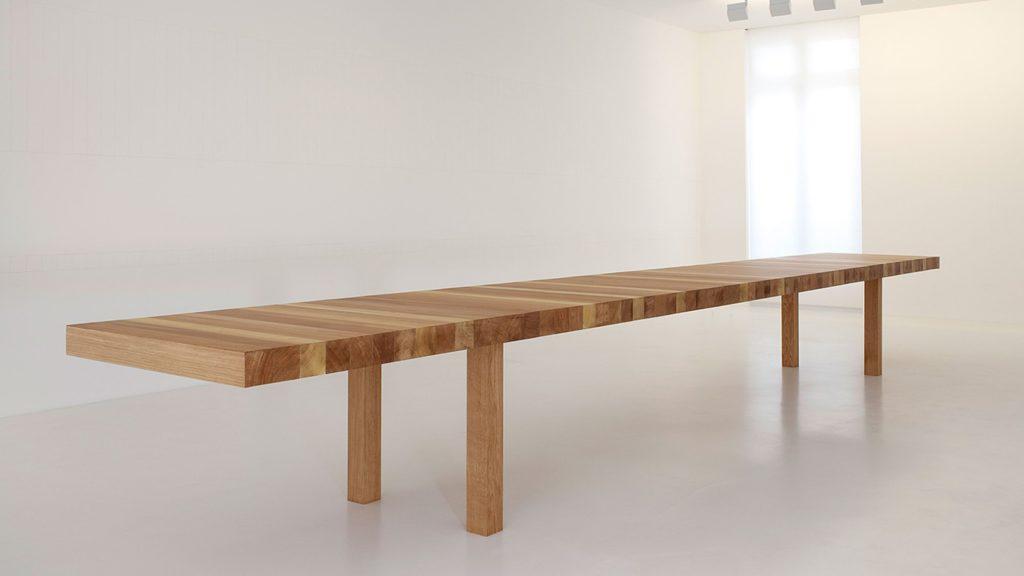 Jean Nouvel Meubel Table au Kilometre