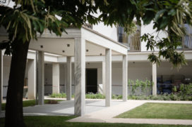 ARC17 Architectuur: Woonzorgcentrum OCMW Parkhof Machelen – Korteknie Stuhlmacher Architecten