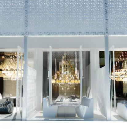 Louvre abu dhabi restaurant chandeliers concept design 1 %c2%a9 ateliers jean nouvel 413x420