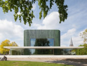 ARC17 Detail: Musis Sacrum – van Dongen-Koschuch Architects and planners