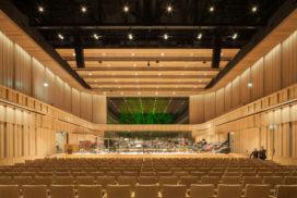 ARC17 Architectuur: Musis Sacrum – van Dongen-Koschuch Architects and planners