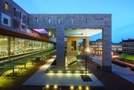 ARC17 Architectuur: Openbaar Vervoer Terminal Breda – Koen van Velsen architecten