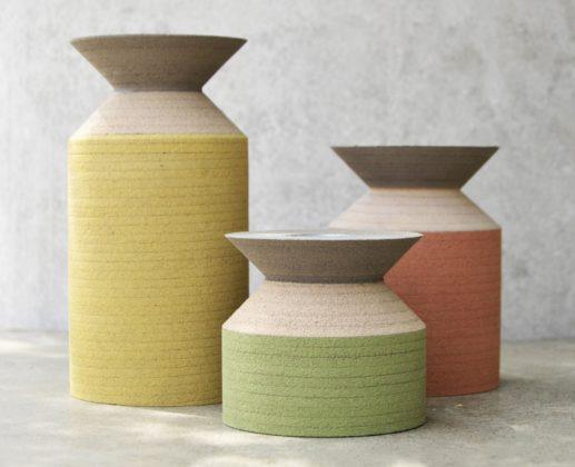 Ook-het-werk-van-Stefano-Sabatè-zoals-dit-Dorico-Moderno-gemaakt-van-Furniture-linoleum-is-te-zien-bij-Forbo-Flooring-in-de-Kazerne
