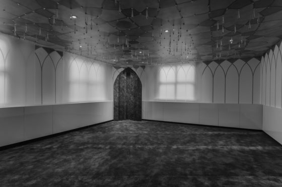 Saudi cultural bureau gebedsruimte 01 aaarchitects 560x373