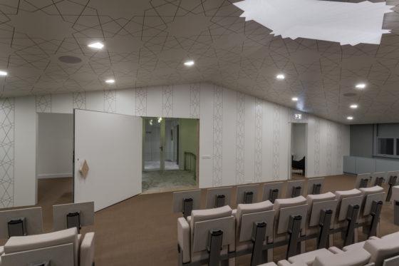 Saudi cultural bureau gehoorzaal 04 aaarchitects 560x373