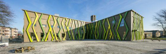 Schoolgebouw en wijkcentrum de twister verheijen smeets architecten1 560x183