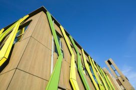 Schoolgebouw en wijkcentrum de Twister – Verheijen Smeets Architecten