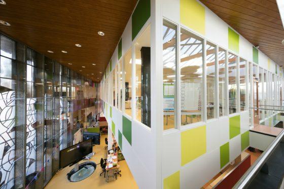 Schoolgebouw en wijkcentrum de twister verheijen smeets architecten6 560x373