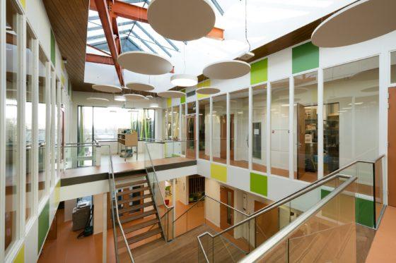 Schoolgebouw en wijkcentrum de twister verheijen smeets architecten8 560x373