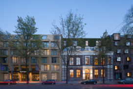 ARC17 Architectuur: Spinoza Hotel in Amsterdam – van Dongen-Koschuch Architects and planners