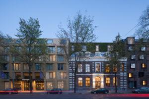 ARC17 Architectuur: Spinoza Hotel in Amsterdam – van Dongen-Koschuch Architects and planners