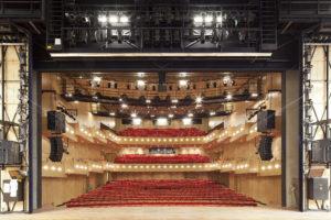 Theater De Nieuwe Kolk – Greiner van Goor Huijten Architecten bv (ism De Zwarte Hond)