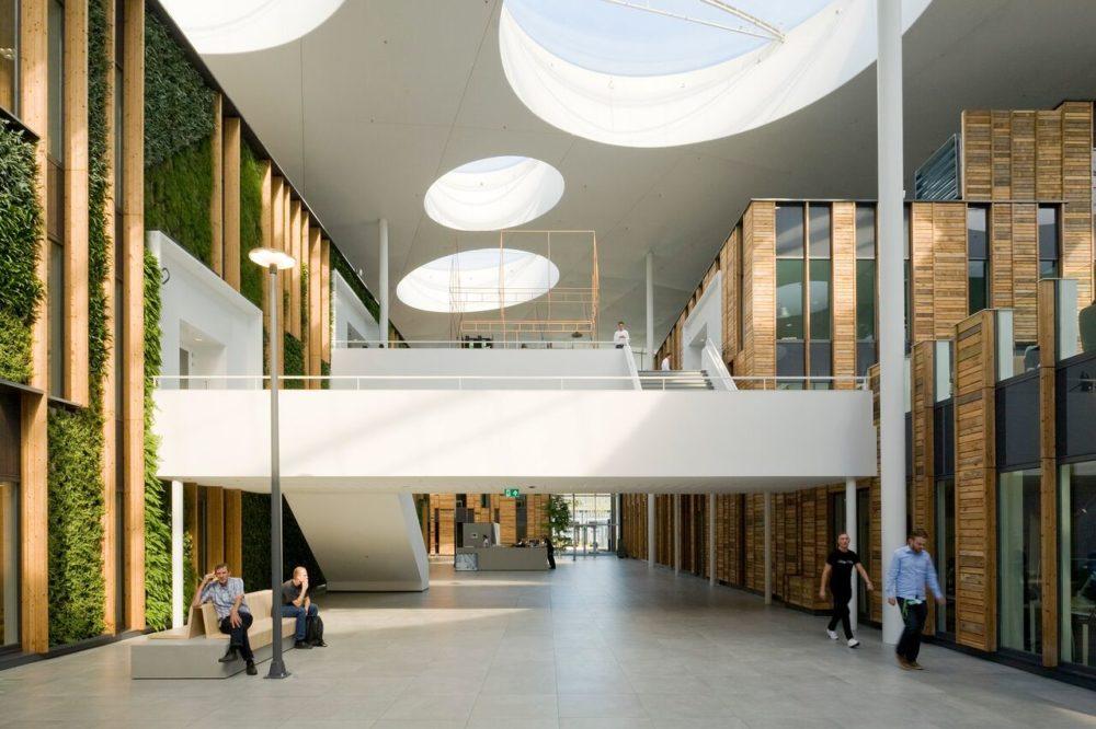 Liander: circulaire transformatie tot een mensvriendelijk gebouw