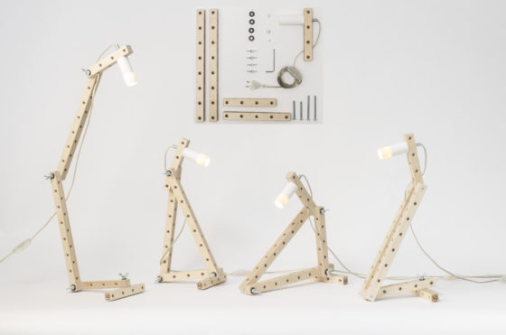 Transformable lamp 560x371