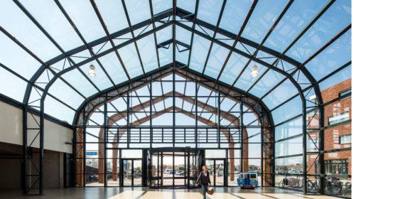 Uitbreiding winkelcentrum langedijk svp architectuur en stedenbouw 1 560x280