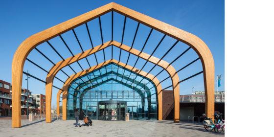 Uitbreiding winkelcentrum langedijk svp architectuur en stedenbouw 4 560x280