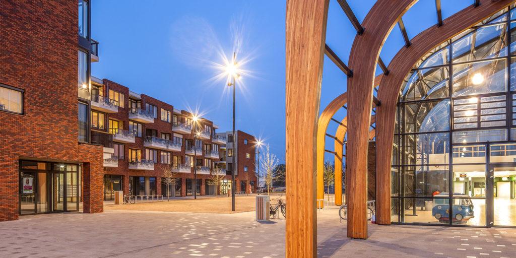 Uitbreiding Winkelcentrum Langedijk - SVP architectuur en Stedenbouw