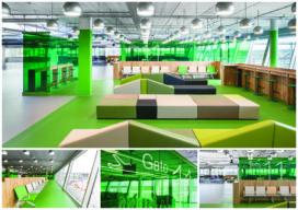 ARC17 Interieur: Eindhoven Airport – DAY