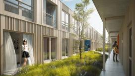 Rochdale en NEZZT realiseren samen 240 flexibele en duurzame woningen