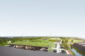 ARC17 Innovatie: Sportpark Willem-Alexander – MoederscheimMoonen Architects